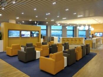 Lufthansa Business Lounge - Frankfurt (FRA) by gate Z50 (Non-Schengen)