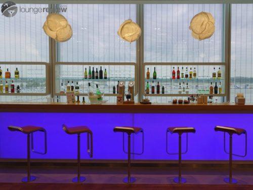 Lufthansa Business Lounge - Munich (MUC) Terminal 2 Satellite Non-Schengen