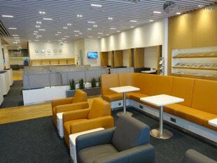 MUC lufthansa business lounge muc terminal 2 satellite non schengen 06796