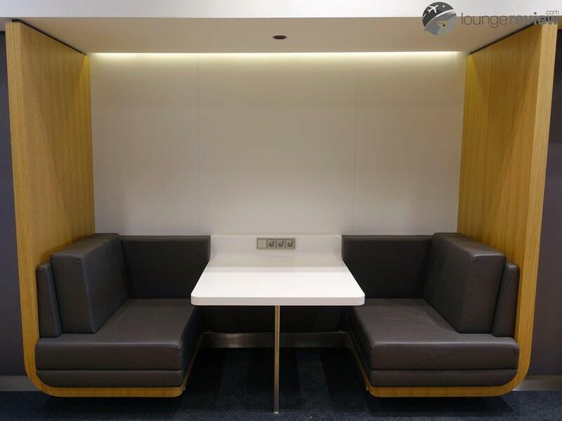 MUC lufthansa business lounge muc terminal 2 satellite schengen 06522