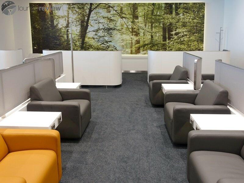 MUC lufthansa business lounge muc terminal 2 satellite schengen 06604