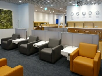 Lufthansa Business Lounge - Munich (MUC) Terminal 2 Satellite, Schengen
