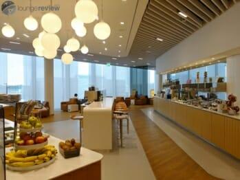 Lufthansa Senator Lounge - Munich (MUC) Terminal 2 Satellite, Schengen