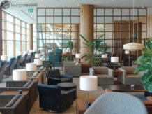 Cathay Pacific Lounge - YVR