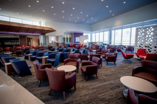 Delta Sky Club - Atlanta, GA (ATL) Concourse B | © Delta