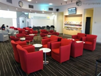 Qantas Club - Hobart (HBA)