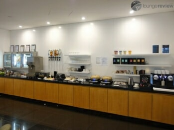 Cathay Pacific First and Business Class Lounge - Melbourne (MEL)