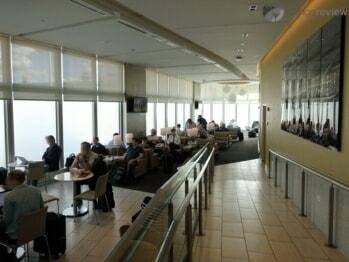 United Club - Chicago O'Hare (ORD) Terminal 1, gate B18
