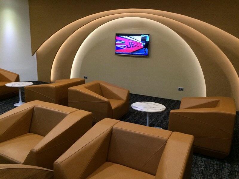© SATS Premier Lounge