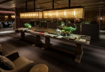 China Airlines Dynasty Lounge - Tapiei (TPE) Terminal 1 | © China Airlines