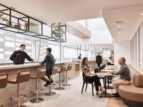 Qantas International Lounge - Brisbane (BNE) | © Qantas