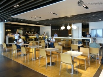 Lufthansa Business Lounge - Frankfurt (FRA) by gate A26 (Schengen)