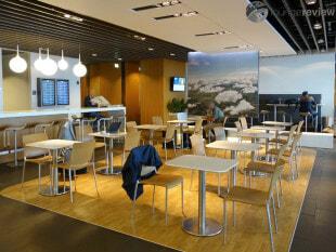 FRA lufthansa business lounge fra a26 09735