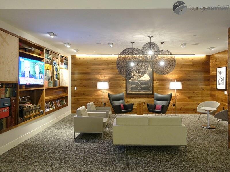 The Centurion Lounge - Houston Intercontinental (IAH)