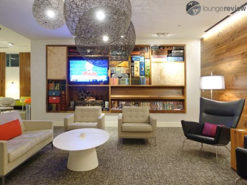 American Express The Centurion Lounge - Houston Intercontinental (IAH)