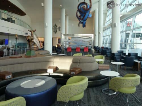 Delta Sky Club - Seattle, WA (SEA) Concourses A-B