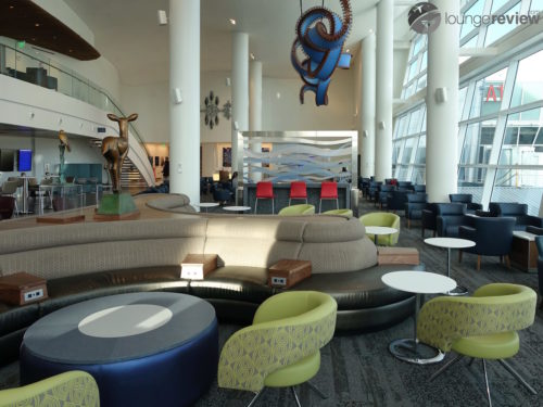 Delta Sky Club - Seattle, WA (SEA) Concourses A-B