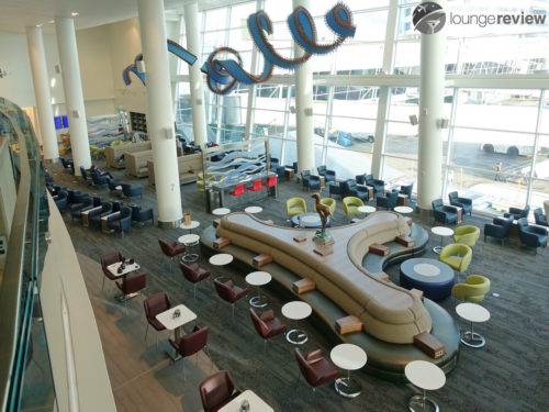 Delta Sky Club - Seattle-Tacoma (SEA) Concourse A