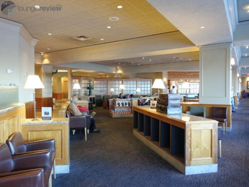 United Club - San Francisco, CA (SFO) T3F