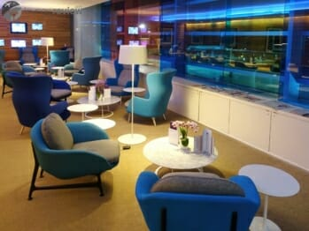 Virgin Atlantic Clubhouse - San Francisco, CA (SFO)