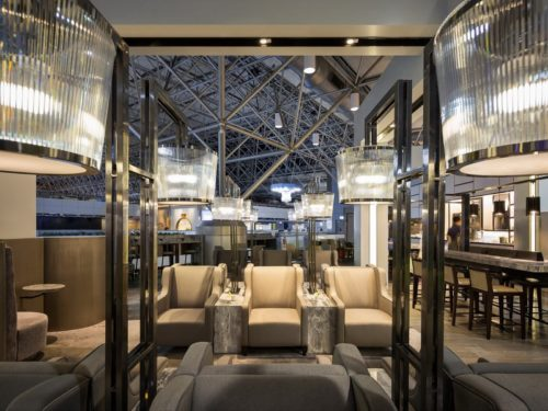Plaza Premium Lounge - Taipei (TPE) Terminal 2 Zone A1 | Courtesy of Plaza Premium