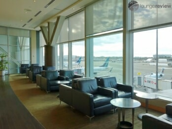 Air Canada Maple Leaf Lounge - Vancouver, BC (YVR) US Departures