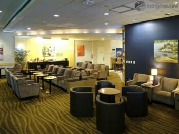 Plaza Premium Lounge - Vancouver, BC (YVR) Transborder (USA Departures)