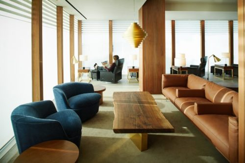 Cathay Pacific Business Class Lounge - London Heathrow (LHR) | © Cathay Pacific