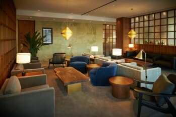 Cathay Pacific First Class Lounge - London Heathrow (LHR) | © Cathay Pacific