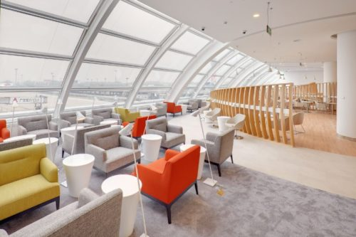 SkyTeam Lounge - Beijing (PEK) | © SkyTeam