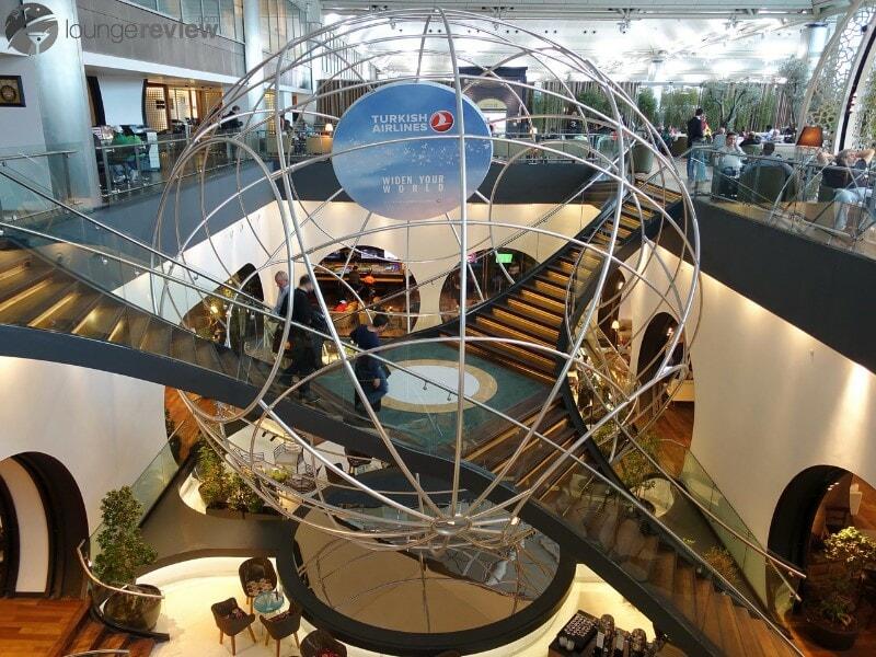 IST turkish airlines lounge istanbul ist international 01730