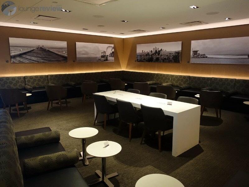LAX star alliance business class lounge lax 08643