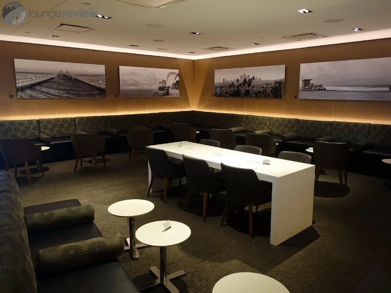 LAX star alliance business class lounge lax 08643