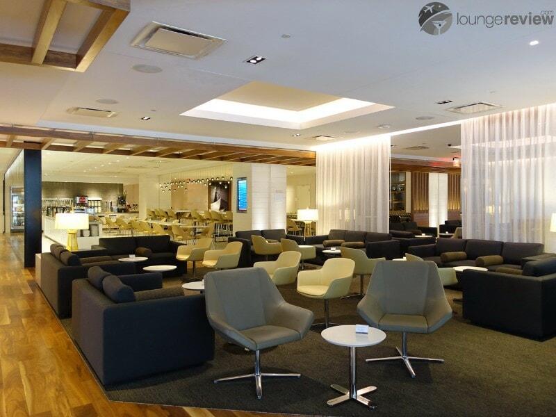 LAX star alliance business class lounge lax 08785