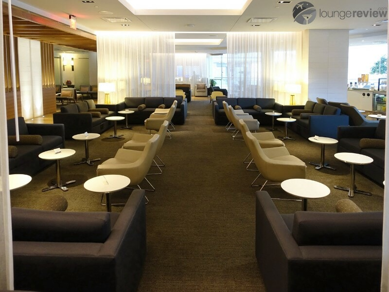 LAX star alliance business class lounge lax 08829