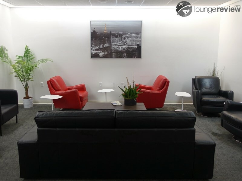 SFO air france lounge sfo 01909