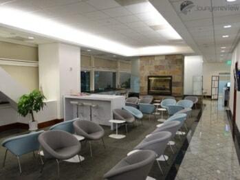 Air France KLM Lounge - San Francisco, CA (SFO)