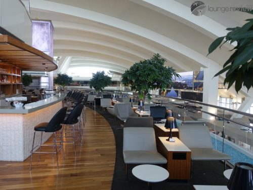 Star Alliance Lounge - Los Angeles, CA (LAX)
