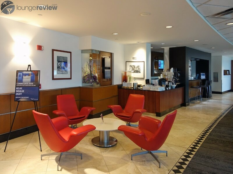 Delta Sky Club New Orleans (MSY)