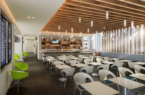 American Express Centurion Lounge - Philadelphia, PA (PHL) | Courtesy of American Express