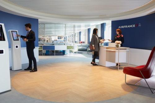 Air France Lounge - Paris Charles de Gaulle (CDG) Terminal 2G   © Air France