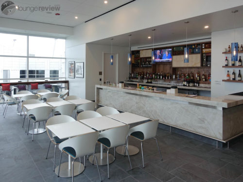 New expansion at The Centurion Lounge SEA