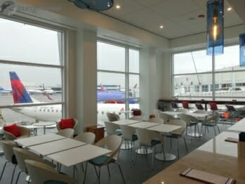 The Centurion Lounge - Seattle, WA (SEA)