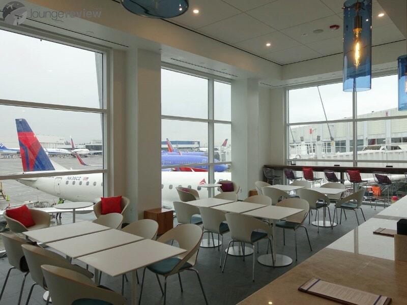 The Centurion Lounge - Seattle-Tacoma, WA (SEA)