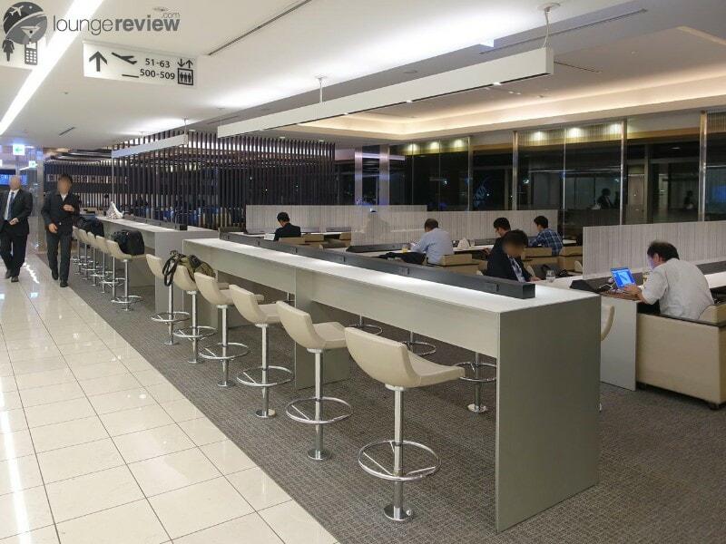HND ana lounge hnd domestic gate 62 south 05538