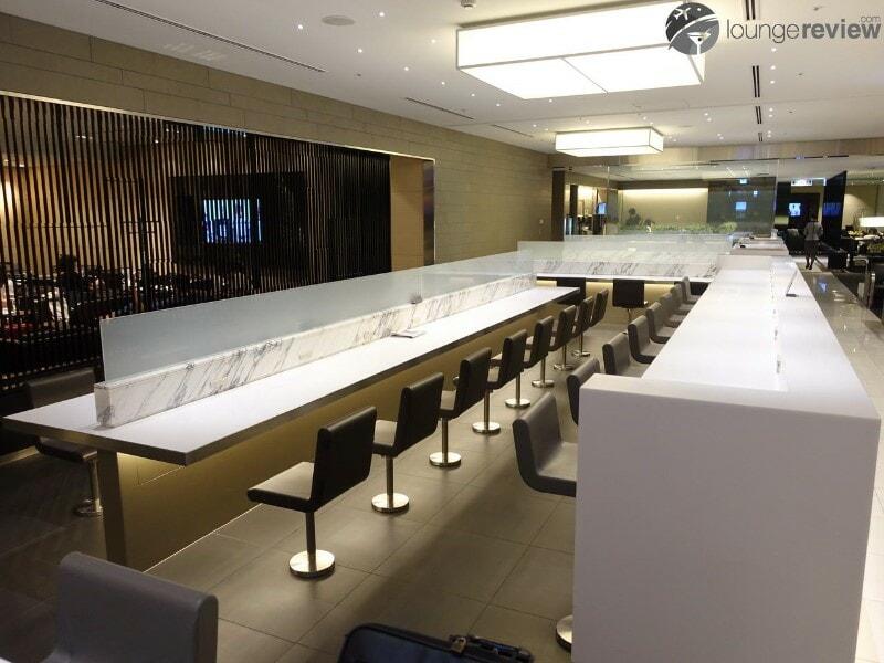 HND ana lounge hnd international gate 110 06621