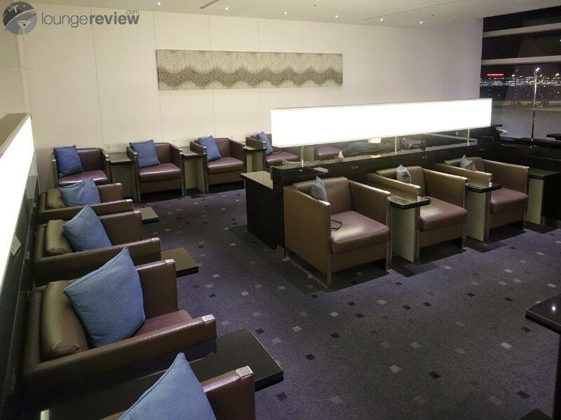 HND ana lounge hnd international gate 110 06643