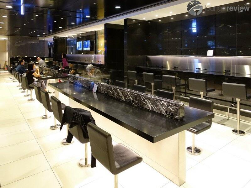 HND ana lounge hnd international gate 110 06664
