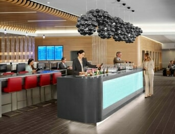 American Airlines Flagship Lounge - New York JFK | © American Airlines