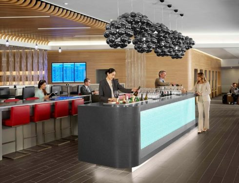 American Airlines Flagship Lounge - New York JFK | Courtesy of American Airlines